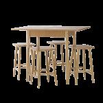 egyed_kisbutor_konyhaasztalok_székekkel