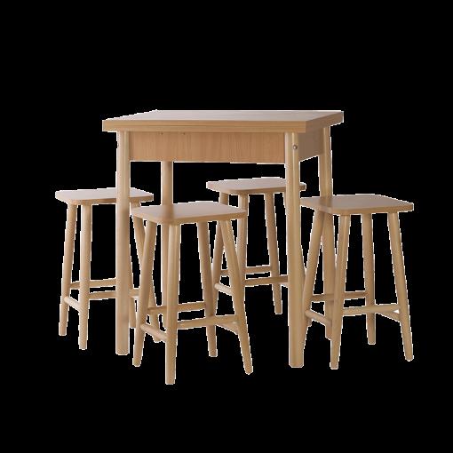 egyed_kisbutor_konyhaasztal_székekkel_nyitható